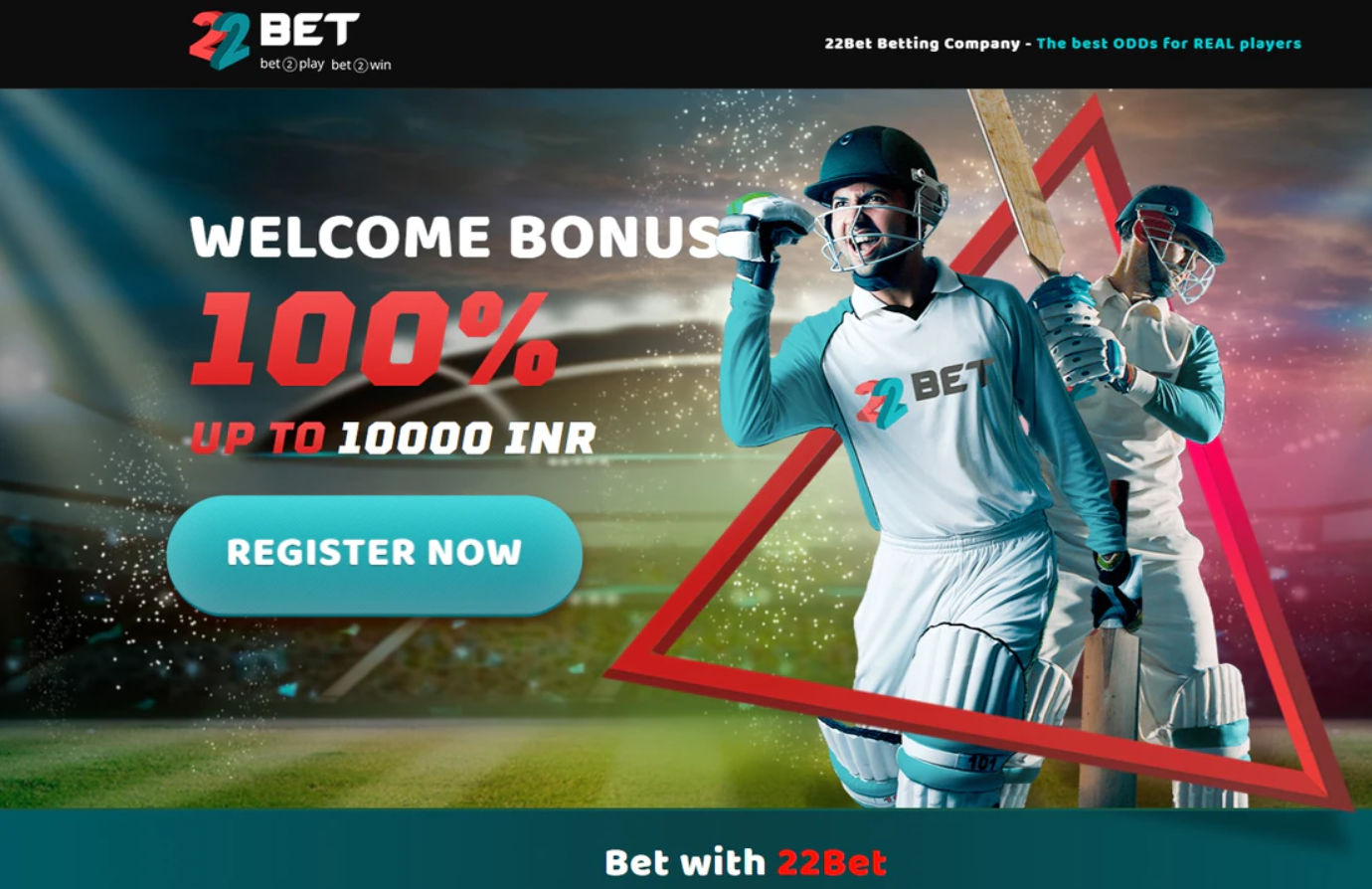 Why you might need the 22 bet no deposit bonus?